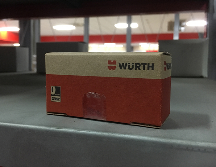 wurth packaging